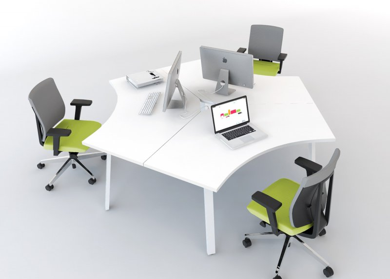Stock b roeinrichtungen das flexible b rom belsystem f r for Kleiner konferenztisch
