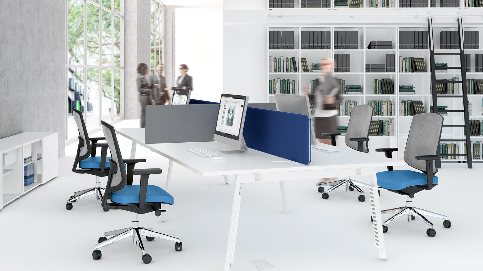 stock b roeinrichtungen g nstige schreibtische mit ausziehbarer tischplatte. Black Bedroom Furniture Sets. Home Design Ideas